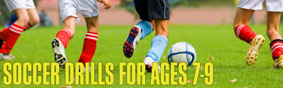 Soccer drills for ages 7-9
